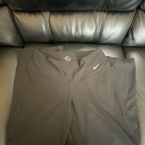 Nike workout pants size medium bootcut